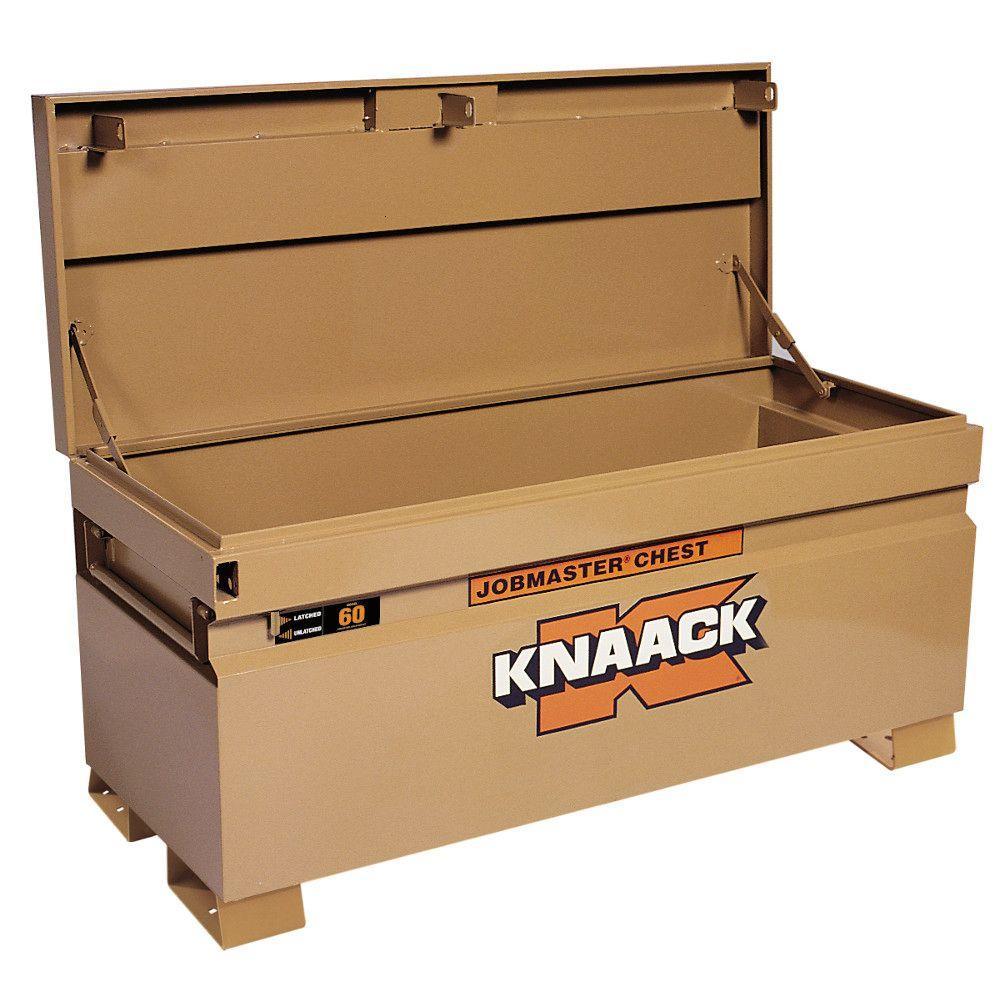 Knaack 60 in. x 24 in. x 28 in. Storage Chest