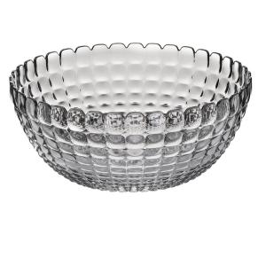 Click here to buy Guzzini Tiffany XL Sky Grey Serving Bowl by Guzzini.