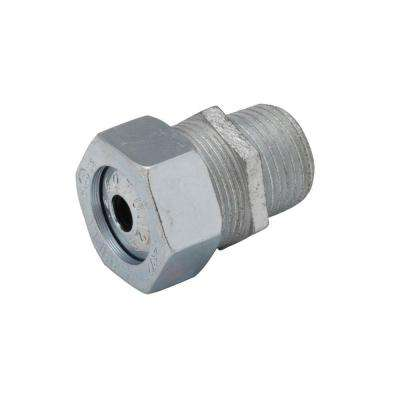 Liquidtight Strain Relief 1/2 in. Cord Connector (25-Pack)