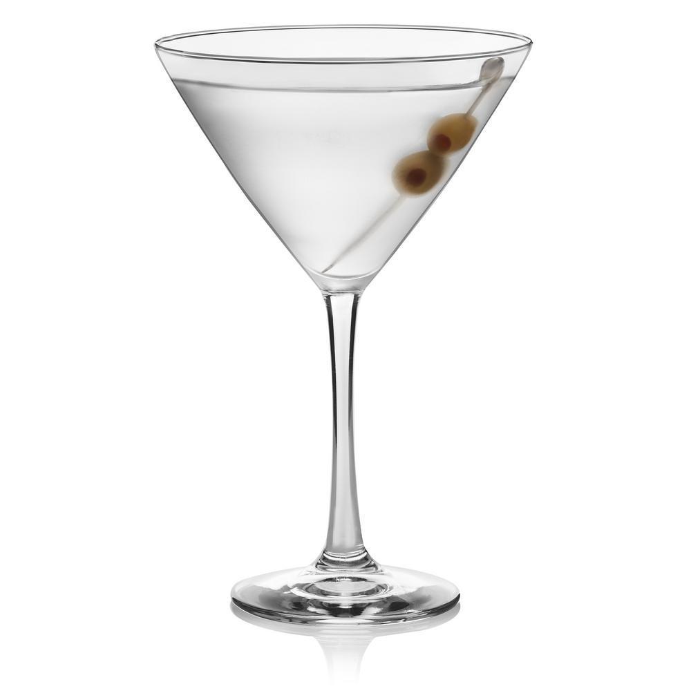 Vina 6-piece Martini Glass Set