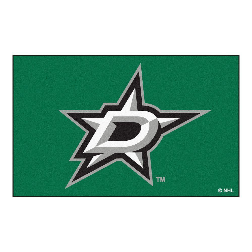 Dallas Stars 5 ft. x 8 ft. Ulti-Mat