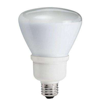 75W Equivalent Soft White R30 Flood CFL Light Bulb (2-Pack)