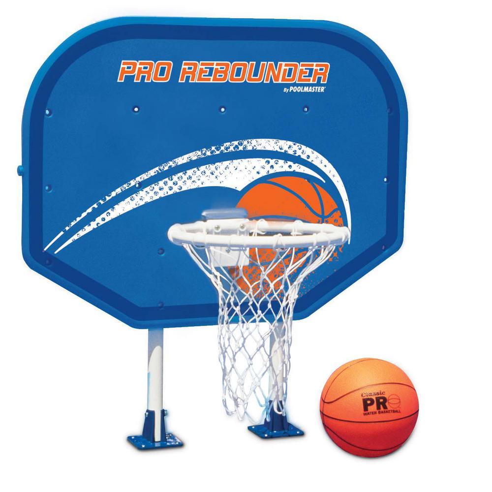 Poolmaster Above Ground Poolside Basketball Game by Poolmaster