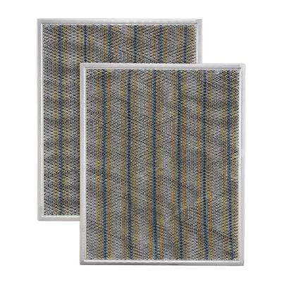 Charcoal Replacement Filters for Allure 1, 2, 3 Series 36 in. Ductless Range Hood (2-Pack)