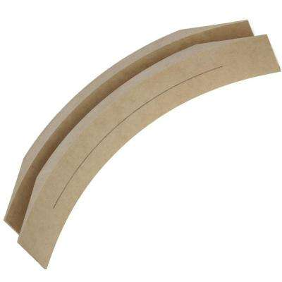 13 in. Prefabricated Framing Arch Kit