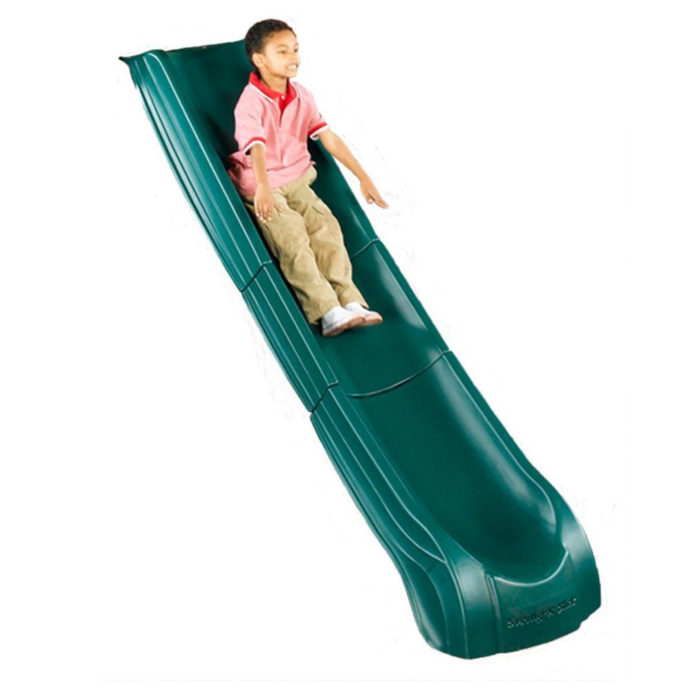 Swing-N-Slide Playsets Green Super Summit Slide