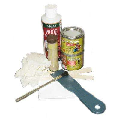 Rotted Wood Repair Kit