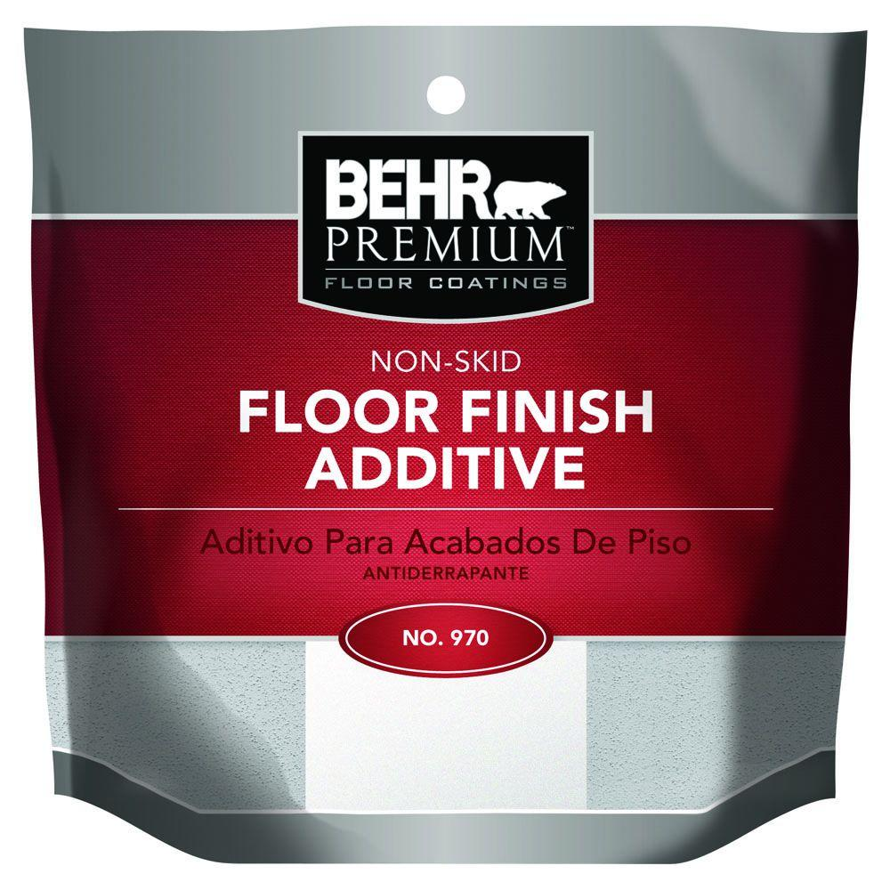 Behr Premium Non Skid Floor Finish Additive 97024 The
