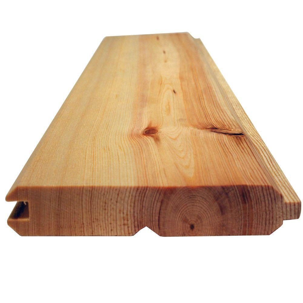1 In X 6 In X 8 Ft Pine Tongue And Groove Wp4 116 Board 168pwp4116 The Home Depot