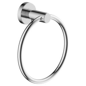 Dia Towel Ring in Chrome