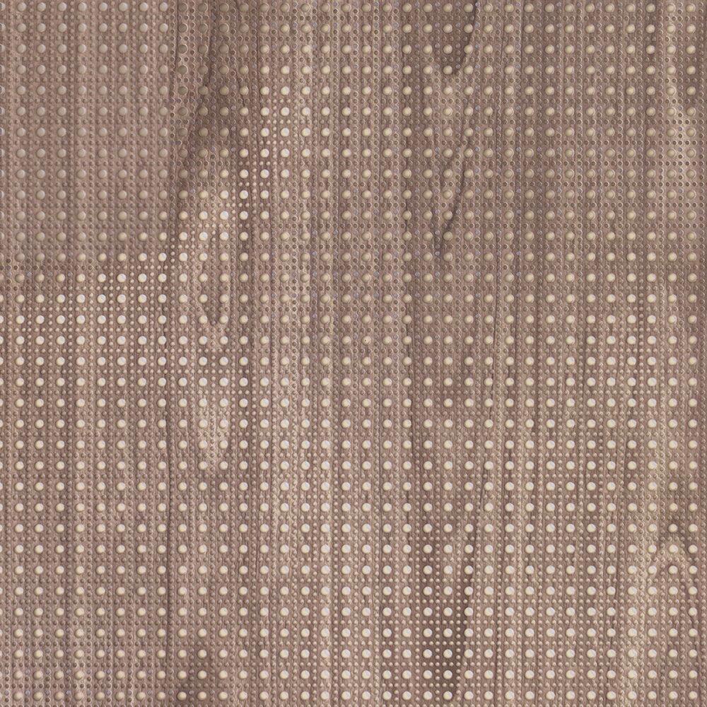3 ft. x 3 ft. Lincane Aluminum Sheet - Weathered Gray
