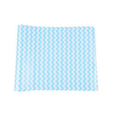 Chevron Turquoise Shelf Liner (Set of 2)