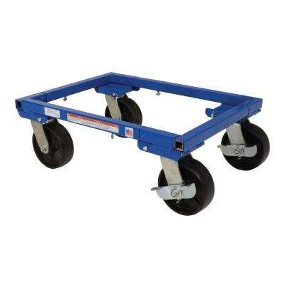 16 in. x 22 in. Adjustable Tote Dolly with Casters