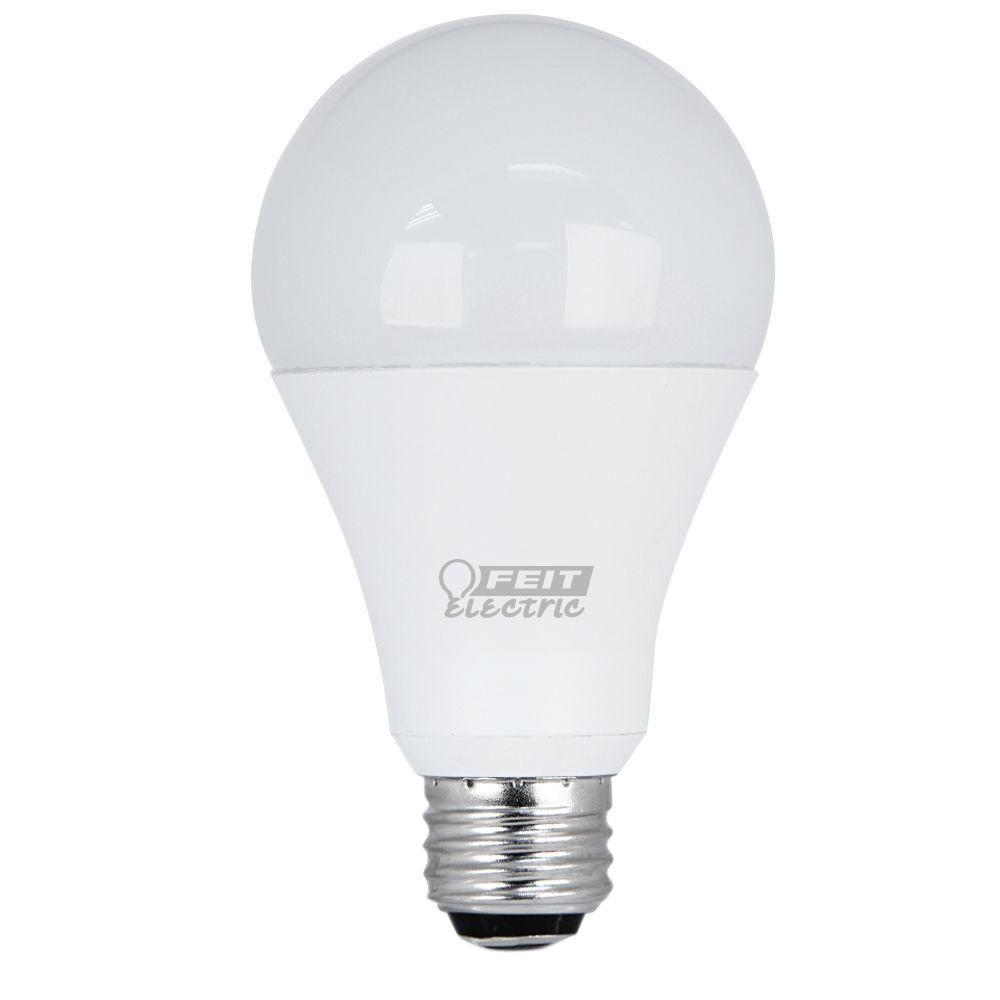 Feit Electric 50/100/150-Watt Equivalent Soft White A21 3 ...