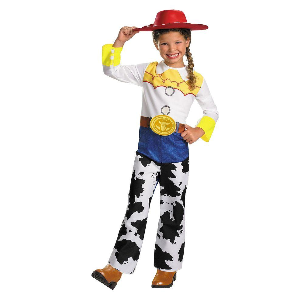 7050c9028dd14 Disguise Girls Toy Story Quality Jessie Costume-DI5480 S - The Home ...