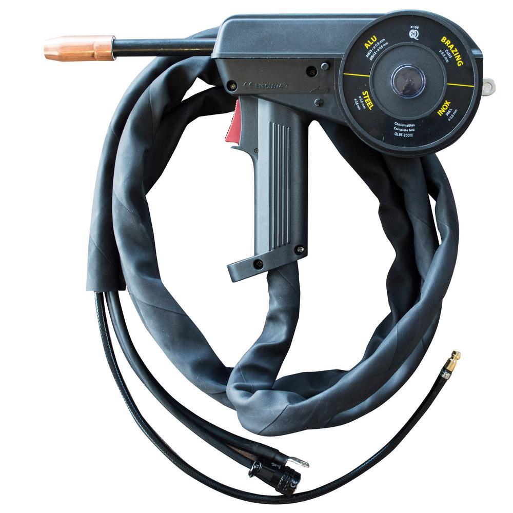 HIT Welding Spool Gun for HIT MIG Welder-802283 - The Home Depot