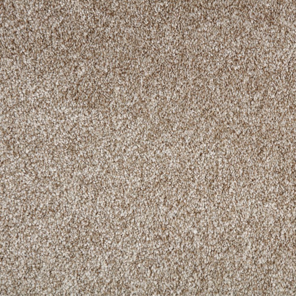 Lifeproof Superiority II - Color Oak Flats Texture 12 ft. Carpet
