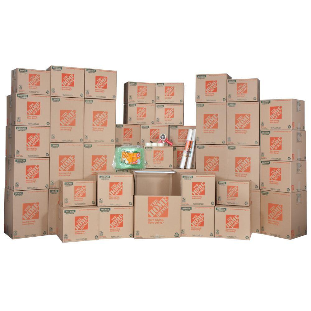 48 Box Large Packing Kit