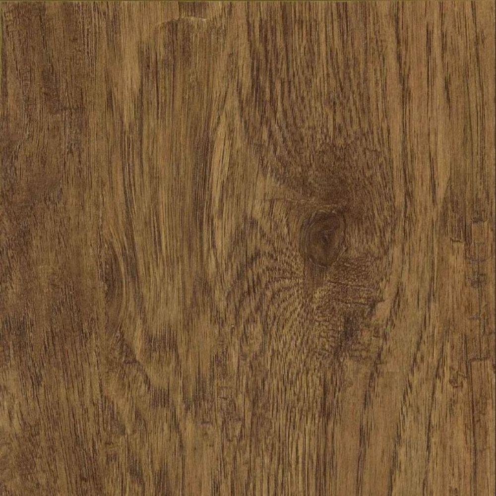 Trafficmaster Hand Sed Allentown Hickory 7 Mm Thick X 2 3 In