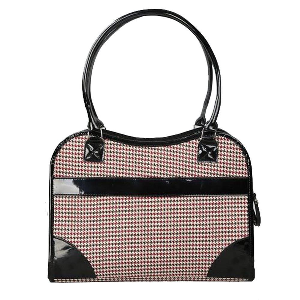 Black Exquisite Handbag Fashion Dog Carrier