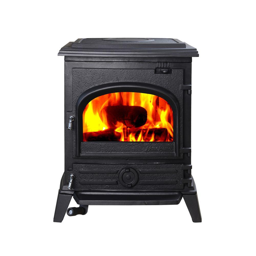 Hi Flame 1800 Sq Ft Appaloosa Medium Wood Burning Stove: US Stove 3,000 Sq. Ft. EPA Certified Wood-Burning Stove