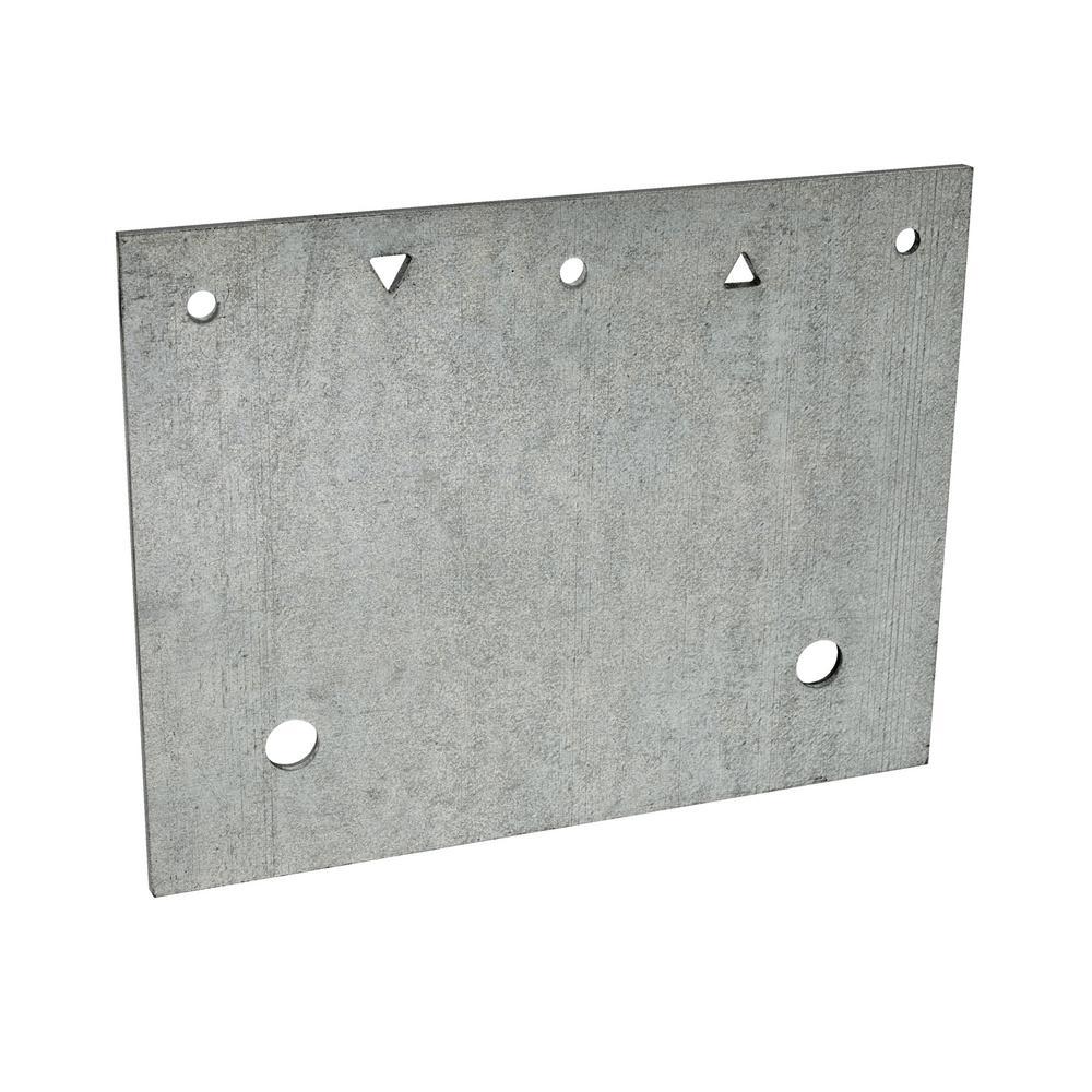 7 in. x 9 in. Retrofit Foundation Plate
