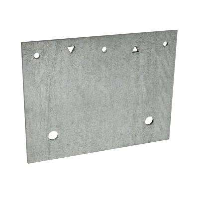 7 in. x 9 in. Retrofit Foundation Plate