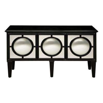 Mirage Black Sideboard