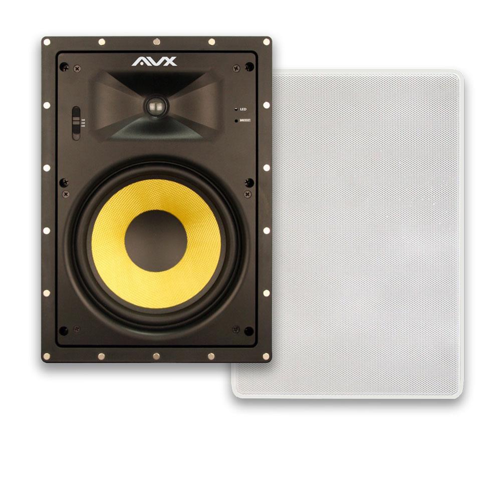 6.5 in. Bluetooth In-Wall Speaker Pair