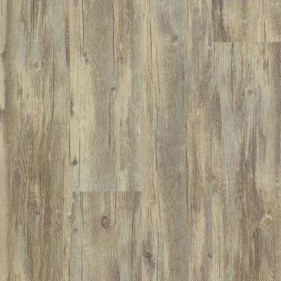 Jefferson 7 in. x 48 in. Aged Resilient Vinyl Plank Flooring (18.68 sq. ft. / case)