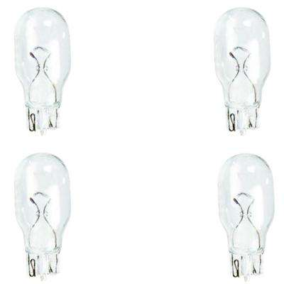 18-Watt T5 Incandescent Landscape 12-Volt Wedge Base Light Bulb (4-Pack)