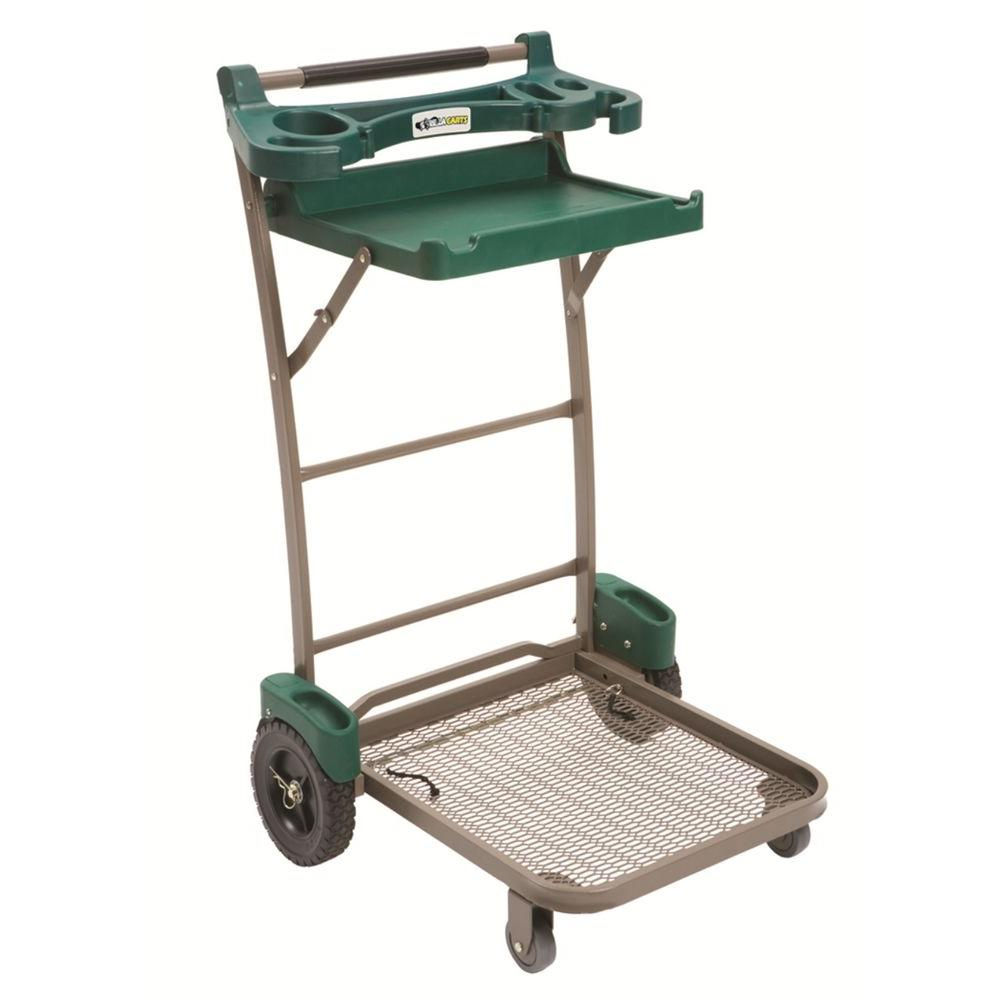 null 300 lb. Garden and Home Organizer Cart-DISCONTINUED