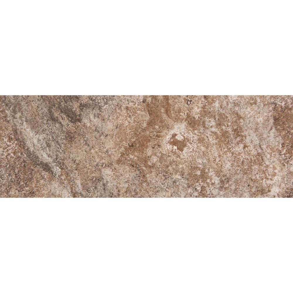 Origin Essence 3 in. x 13 in. Single Bullnose Ceramic Floor and Wall Tile