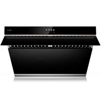 V Series 30 in. 850 CFM Side Draft Air Extraction Under Cabinet or Wall Mount Range Hood in Onyx Black