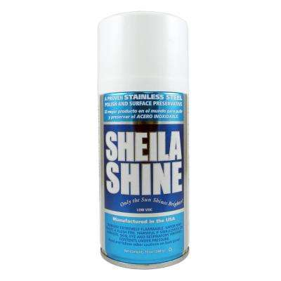 10 oz. Low VOC Stainless Steel Plus All Purpose Cleaning, Polishing and Protectant Spray