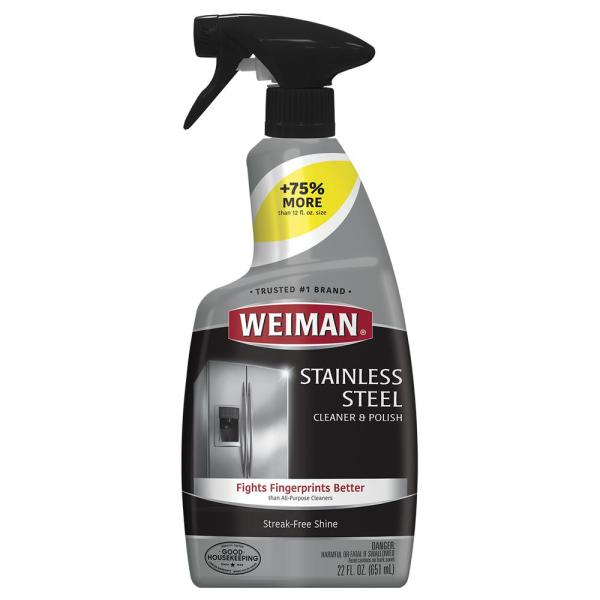 22 oz. Stainless Steel Cleaner Trigger