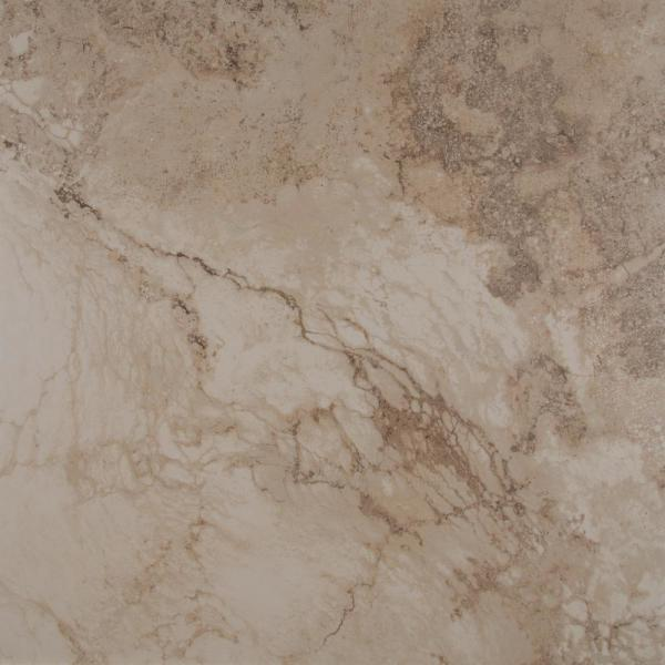 Napa Beige 13 in. x 13 in. Matte Ceramic Floor and Wall Tile (12.9 sq. ft. / case)