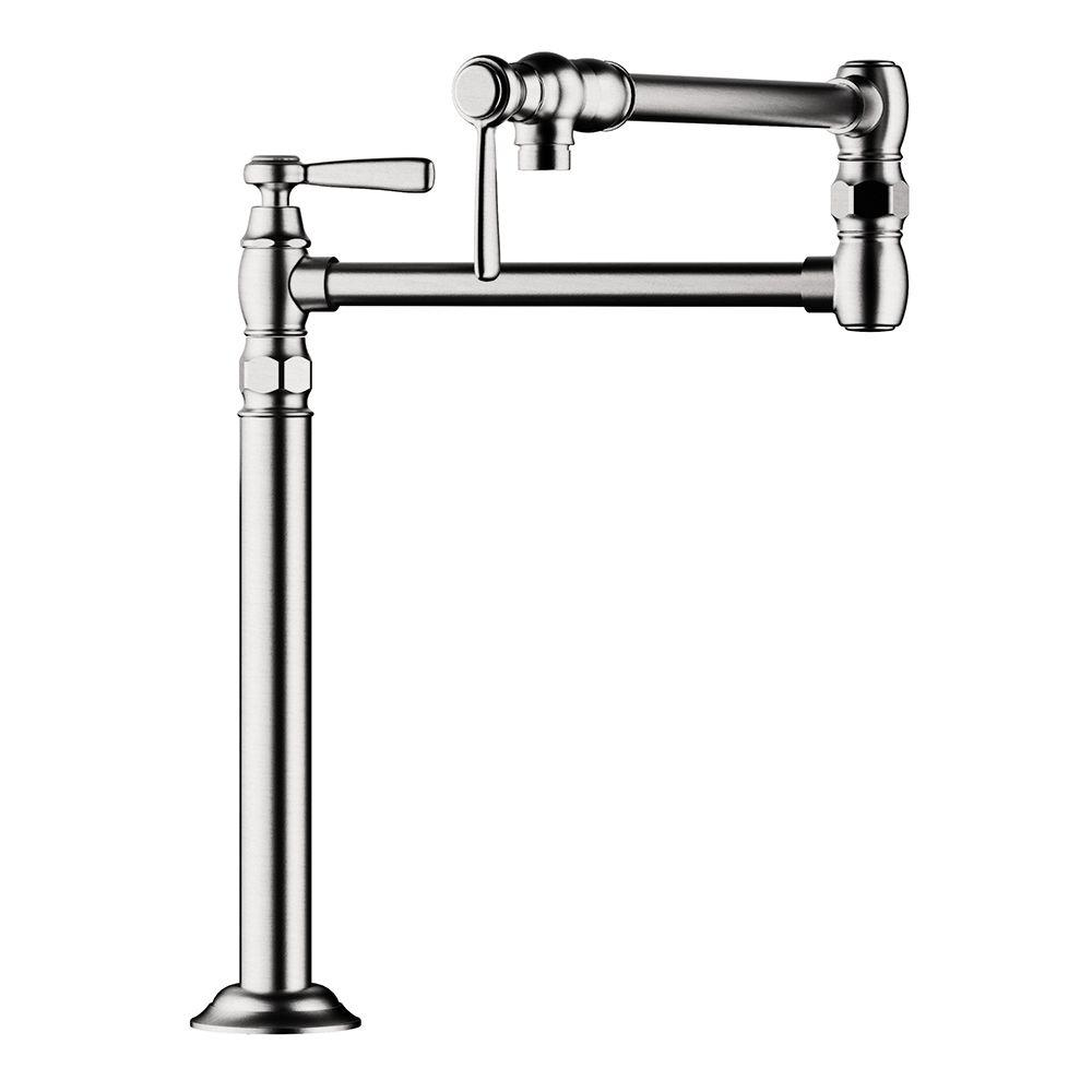 Hansgrohe Axor Montreux Deck Mounted Potfiller in Chrome