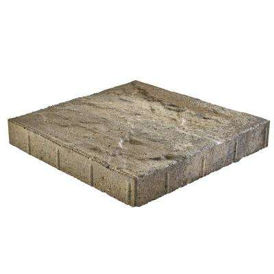 Taverna 16 in. L x 16 in. W x 50 mm H Square Sand Blend Concrete Step Stone ( 72-Piece/124 Sq. ft./Pallet )