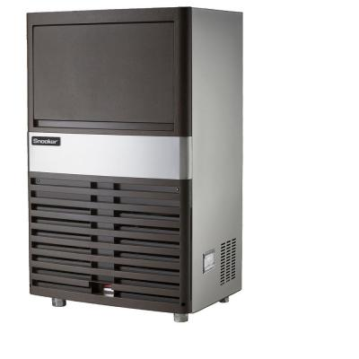 120 lb. Freestanding or Built-In Ice Maker in Stainless Steel