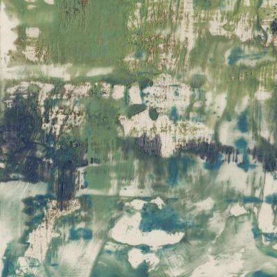 "84 in. x 84 in. ""Obscured Horizon I"" by Jennifer Goldberger Canvas Wall Art"