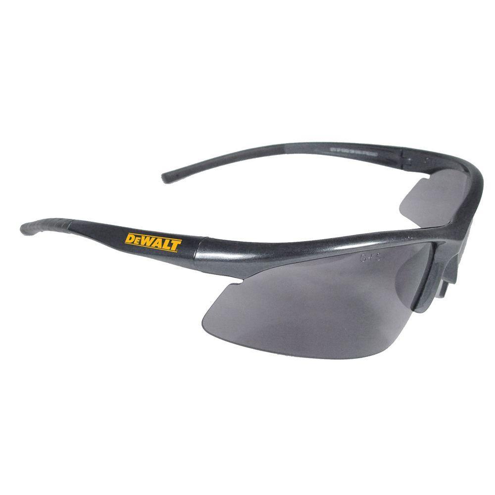 841dd73c96 DEWALT Safety Glasses Radius with Smoke Lens