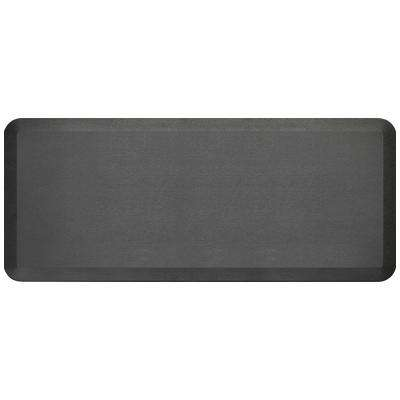 Pro Grade Brushed Midnight 20 in. x 48 in. Comfort Anti-Fatigue Mat