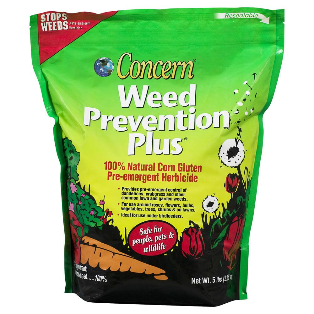Concern All Natural Weed Prevention Plus Reviews