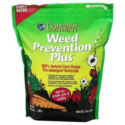 5 lb. Weed Prevention Plus Bag