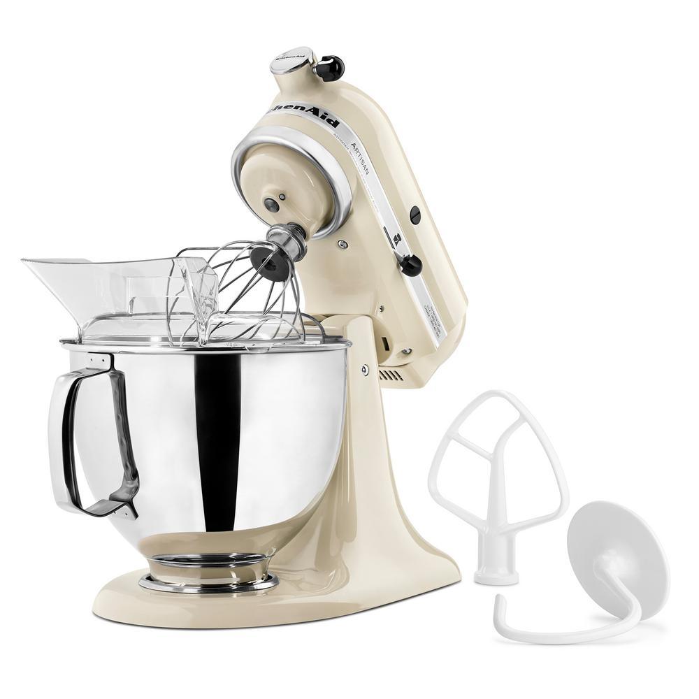 Belajar Kitchenaid Mixer Attachments Ice Cream