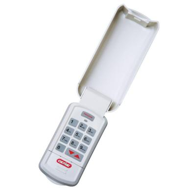 Garage Door Opener Keypad- for all Genie Garage Door Openers Made Since 1996 - GK-R