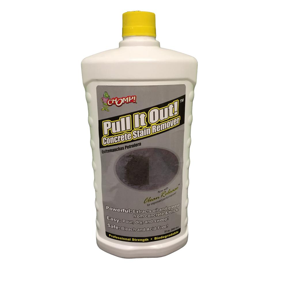 Garage floor oil stain remover ppi blog for Clean oil off concrete