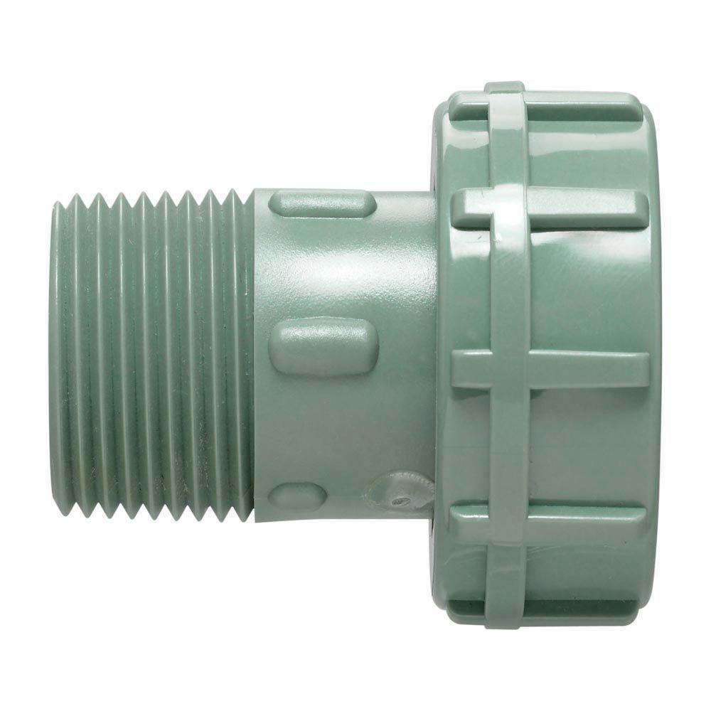 1 in. MPT Manifold Swivel Adapter