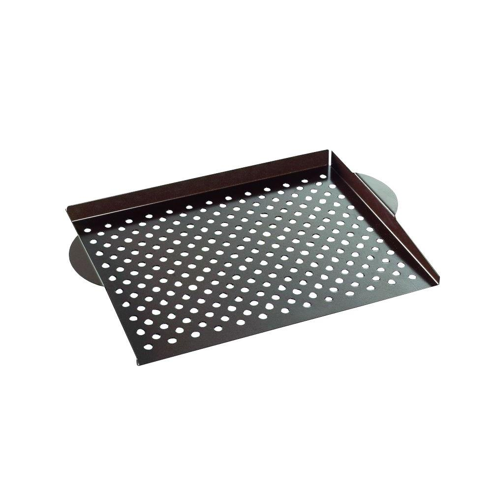 Nordic Ware Aluminum Grill Pan with Nonstick Coating